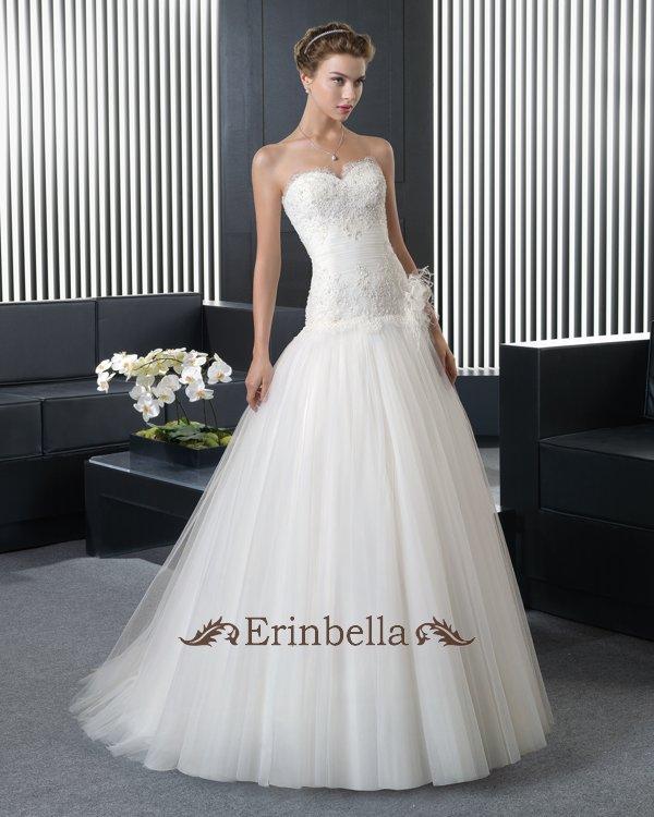 ウェディングドレス ウェディングドレス Aライン TW0815
