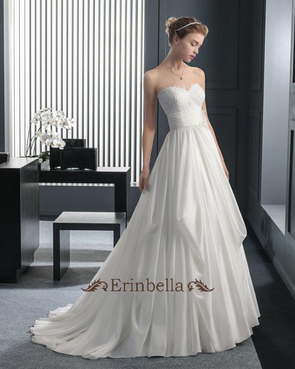 ウェディングドレス ウェディングドレス Aライン TW0844
