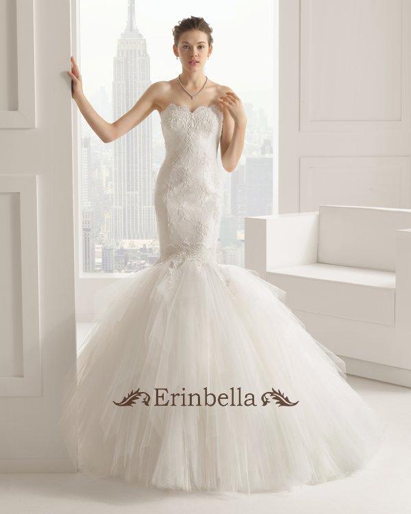 94ac25d37aaf7 送料無料 激安通販専門店 人気新作 豪華な花嫁ドレス ウエディングドレス ...