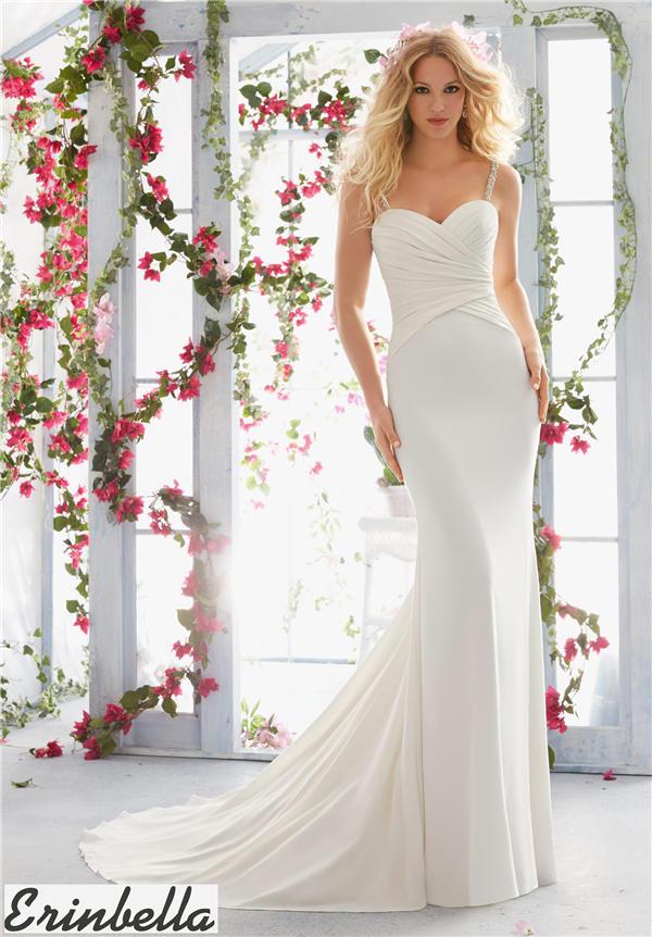 ウェディングドレス マーメイドライン マーメイド ロングドレス TW1552