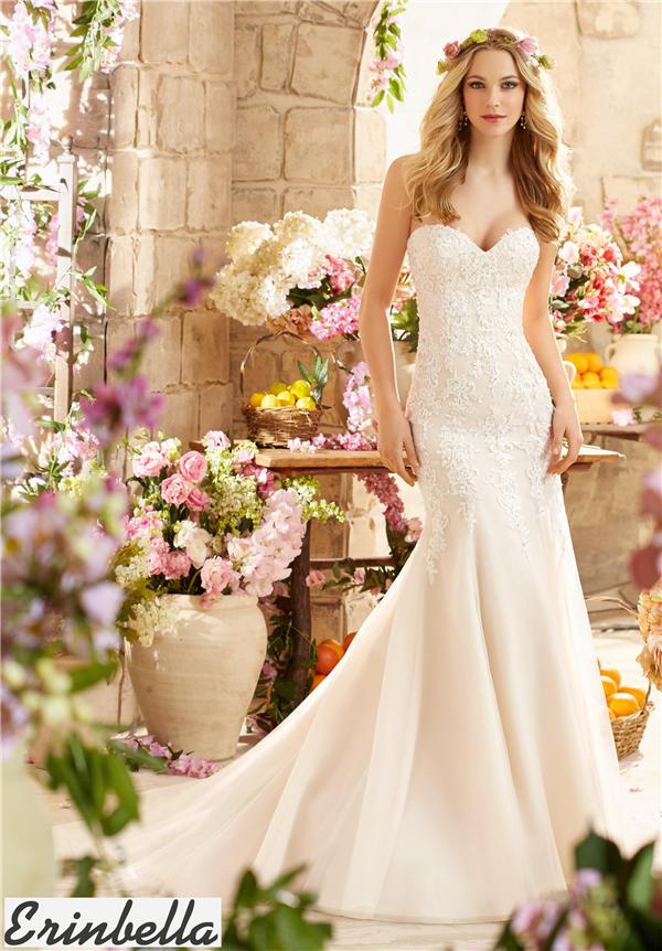 ウェディングドレス マーメイドライン マーメイド ロングドレス TW1559
