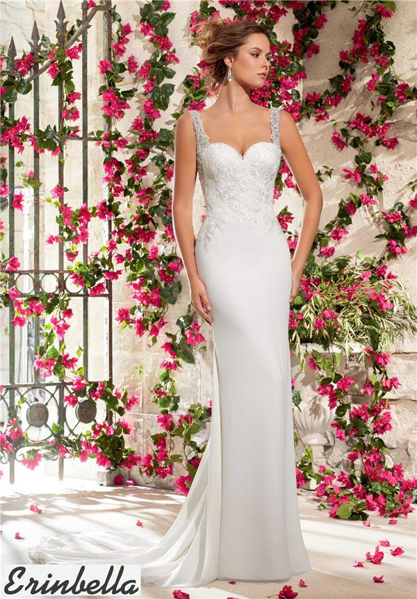 ウェディングドレス マーメイドライン マーメイド ロングドレス TW1566