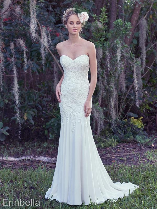 ウェディングドレス マーメイドライン マーメイド ロングドレス TW1618