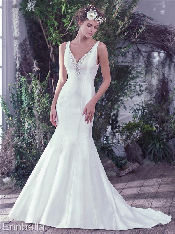 ウェディングドレス マーメイドライン マーメイド ロングドレス TW1625