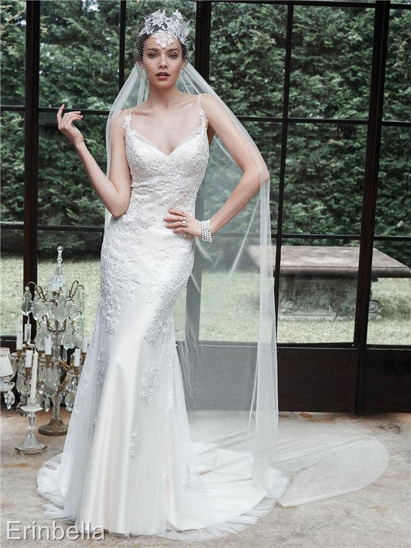 ウェディングドレス マーメイドライン マーメイド ロングドレス TW1704