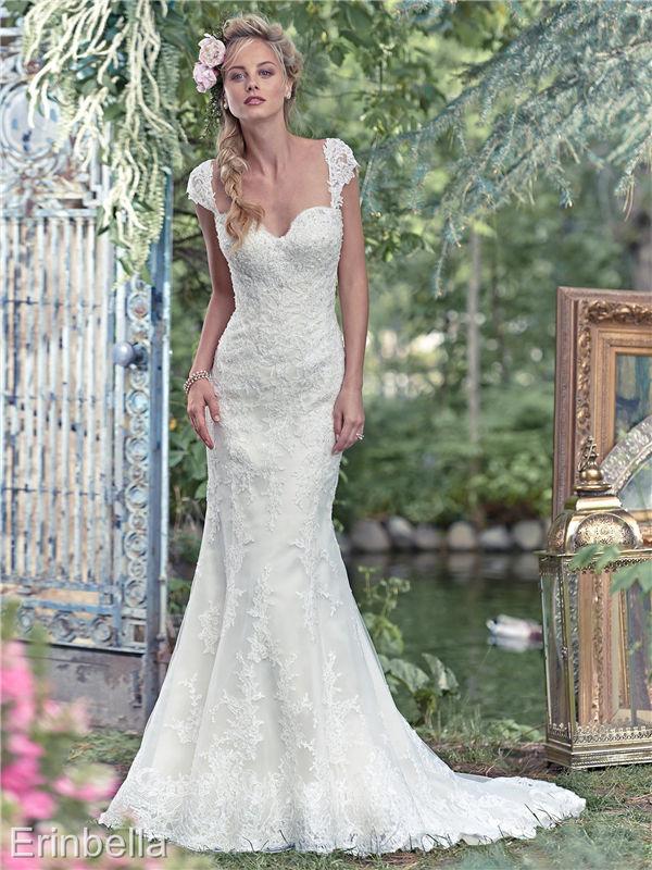 ウェディングドレス マーメイドライン マーメイド ロングドレス TW1674