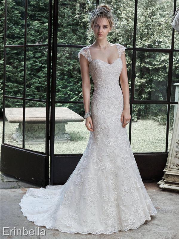ウェディングドレス マーメイドライン マーメイド ロングドレス TW1690