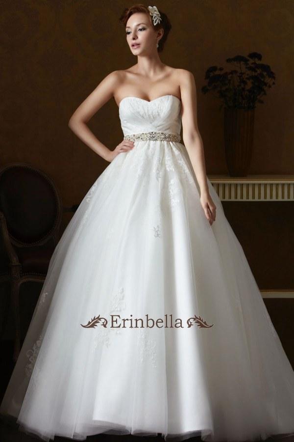 ウェディングドレス ウェディングドレス プリンセスライン リボン GL062