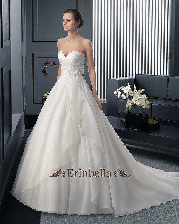 ウェディングドレス ウェディングドレス プリンセスライン TW0862