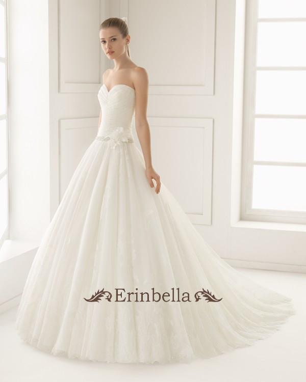 【サイズオーダー】ウェディングドレス プリンセスライン 花嫁 結婚式 二次会 披露宴 ブライダル 9A131