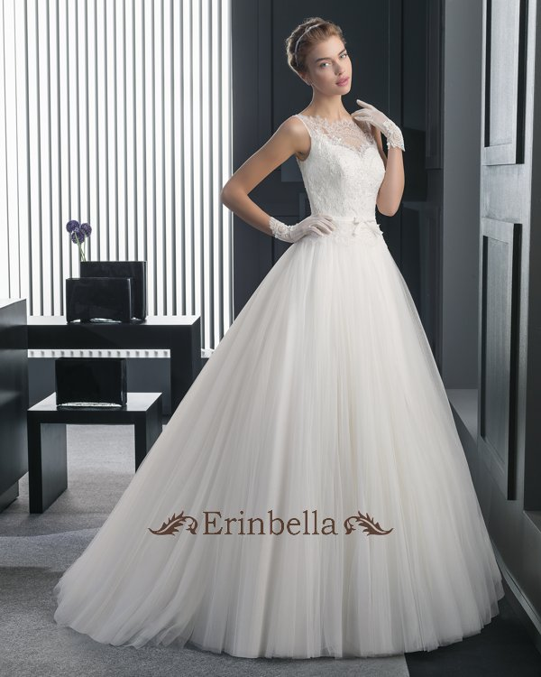 【サイズオーダー】ウェディングドレス プリンセスライン 花嫁 結婚式 二次会 披露宴 ブライダル TW0828