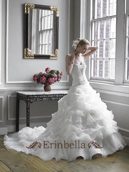 ウェディングドレス ウェディングドレス プリンセス ふわふわ(H1196)