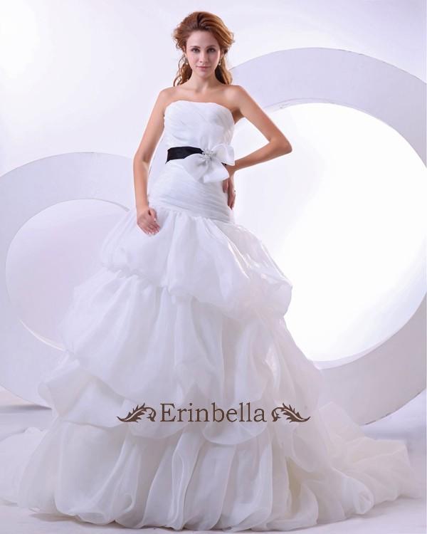 ウェディングドレス ウェディングドレス ベアトップ(TW0740)