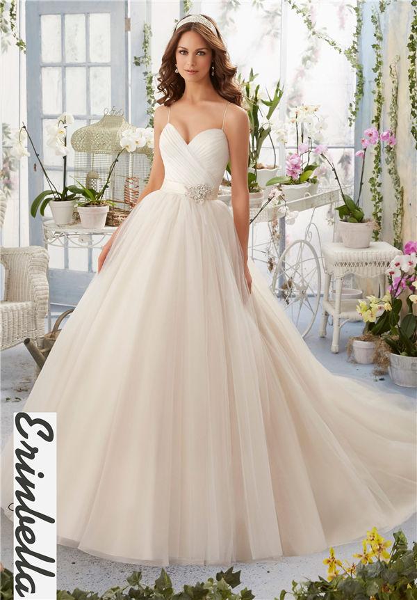 ウェディングドレス プリンセスライン プリンセス ロングドレス TW1540