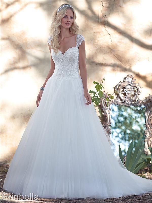 ウェディングドレス プリンセスライン プリンセス ロングドレス TW1665