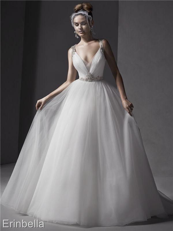 ウェディングドレス プリンセスライン プリンセス ロングドレス TW1750