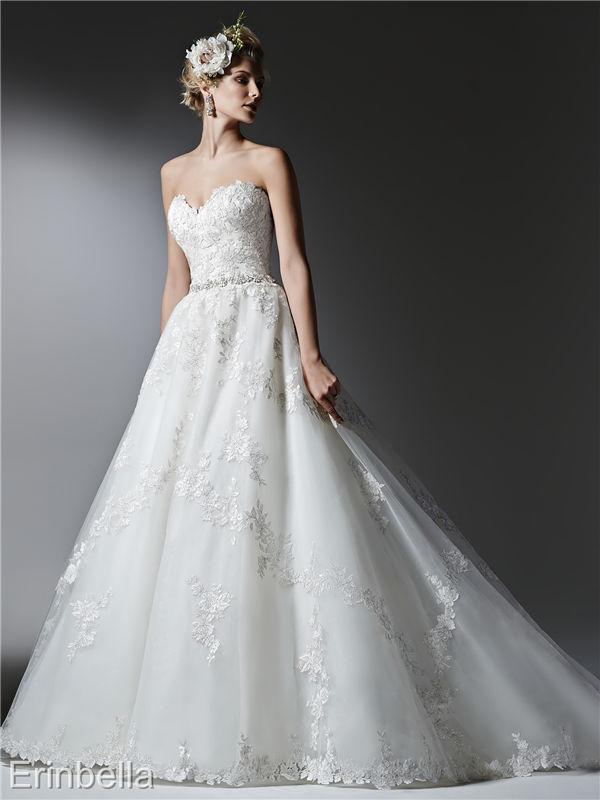 ウェディングドレス プリンセスライン プリンセス ロングドレス TW1741