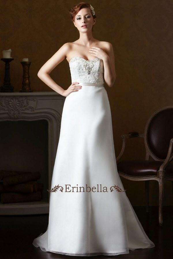 ウェディングドレス ウェディングドレス マタニティ 大きいサイズ エンパイア SL064
