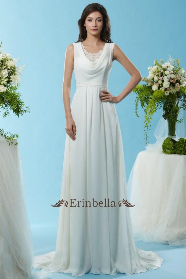 ウェディングドレス ウェディングドレス スレンダーライン SL067