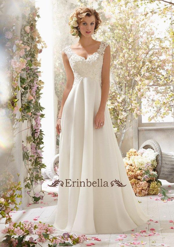 ウェディングドレス ウェディングドレス スレンダーライン TW0096