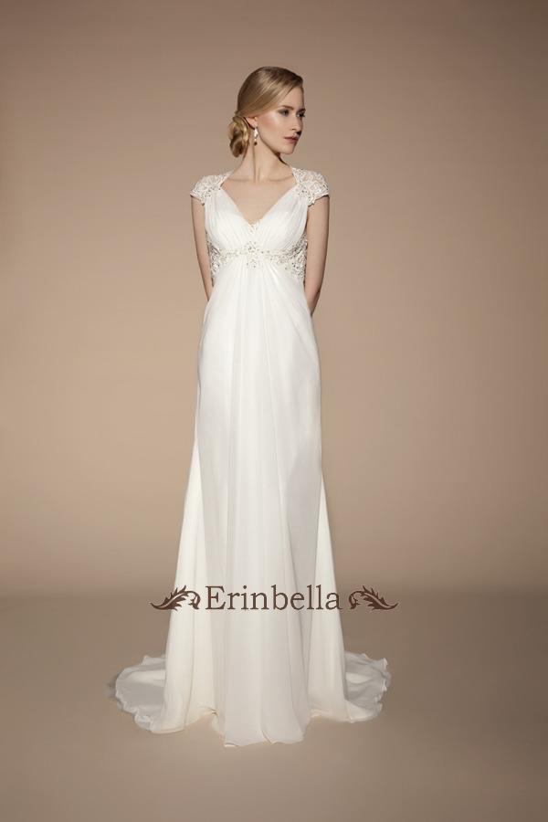 Erinbella Wedding Dresses Wedding Dress Sheathcolumn Size Order