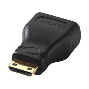 送料無料 HDMI 変換コネクタ シリーズ オス qq メス -ミニHDMI 在庫処分 セール