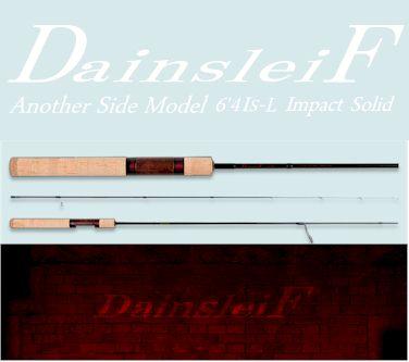 DainaleiF ダーインスレイヴ アナザーサイドモデル T.ARAKAWA 6,4ISL (Impact Solid) <バルケイン/ValkeIN>