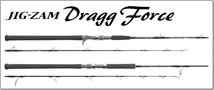 ジグザム ドラッグフォース スピニングJIG-ZAM Dragg Force SPINNINGJDF621S-3<天龍/TENRYU>