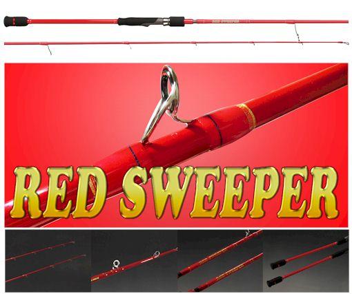 レッドスウィーパー鯛ラバモデル(スピニングモデル)RED SWEEPERRSS-652ML<ゼニス/ZENITH>