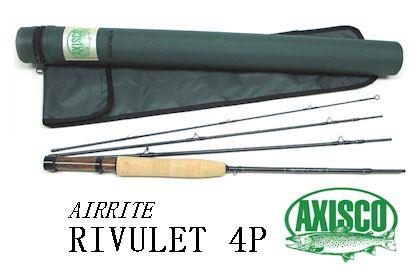 AIRRITE XL RIVULET 4P AXGF723-4<アキスコ/AXISCO>