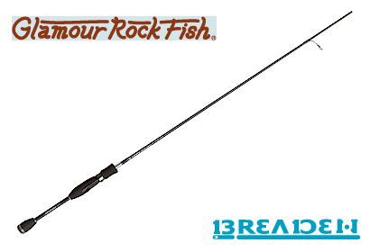 [Breeden BREADEN > Glamour Rock Fish TR74 electro