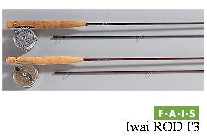 岩井ロッド I's3 83(Mグリーン)<フェイス/FAIS>