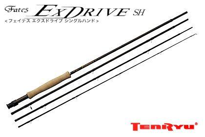 フェイティスFates EXDRIVE SH FES-904#5<天龍/TENRYU>