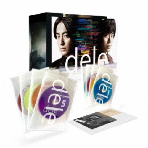 【送料無料】dele(ディーリー) PREMIUM undeleted EDITION 【DVD】