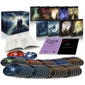 X-ファイル コレクターズブルーレイBOX (初回限定) 【Blu-ray】
