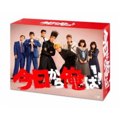 今日から俺は!! Blu-ray BOX 【Blu-ray】