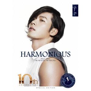 【送料無料】ヒョンビン デビュー10周年記念コレクションDVD 「HARMONIOUS-HIS MEMORY HIS STORY SINCE 2002」 【DVD】