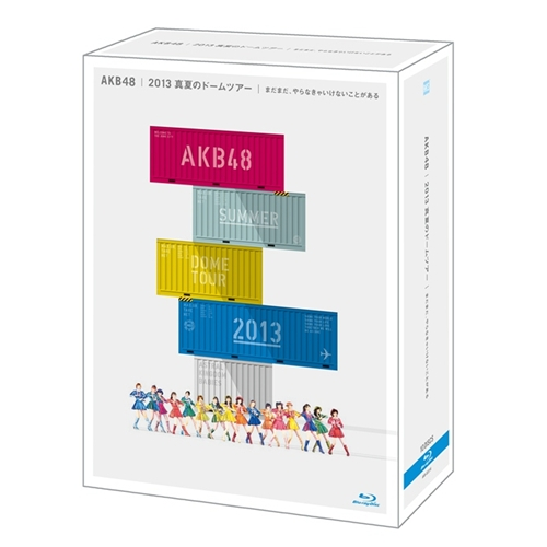 ★大人気商品★ 【送料無料】AKB48 2013 2013 真夏のドームツアー~まだまだ、やらなきゃいけないことがある~【Blu-ray】 スペシャルBOX【Blu-ray】, hABa:aeef9c55 --- townsendtennesseecabins.com