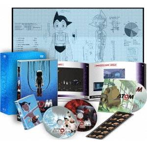 ATOM プレミアムBOX (初回限定) 【DVD】