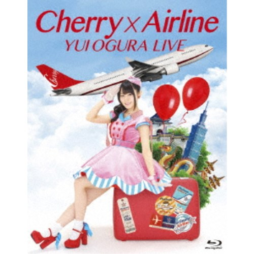 小倉唯/小倉唯 LIVE「Cherry×Airline」 【Blu-ray】