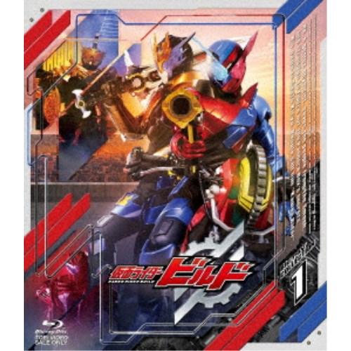 【送料無料】仮面ライダービルド Blu-ray COLLECTION 1 【Blu-ray】