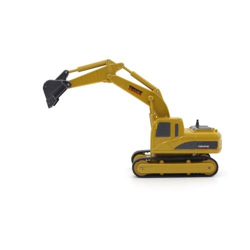 R Cミニ建設機械- ショベルカーおもちゃ こども ラジコン 子供 8歳 店内限界値引き中&セルフラッピング無料 宅送