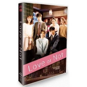 【送料無料】Love or Not BD-BOX 【Blu-ray】