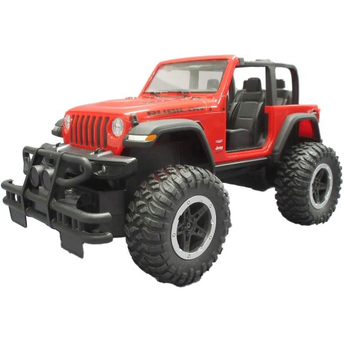 Jeep Wrangler Rubicon Sport レッド 入荷予定 6歳 ラジコン こども おもちゃ 子供 激安☆超特価