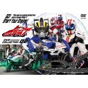 【送料無料】仮面ライダードライブ DVD COLLECTION 02 【DVD】