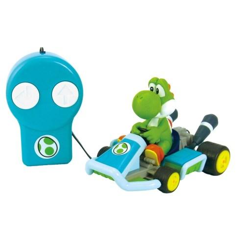 リモートコントロールカー 買収 マリオカート7ヨッシーおもちゃ こども 子供 メーカー直送 3歳 ラジコン