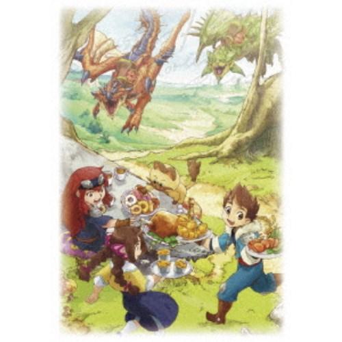 モンスターハンター ストーリーズ RIDE ON DVD BOX Vol.4 【DVD】