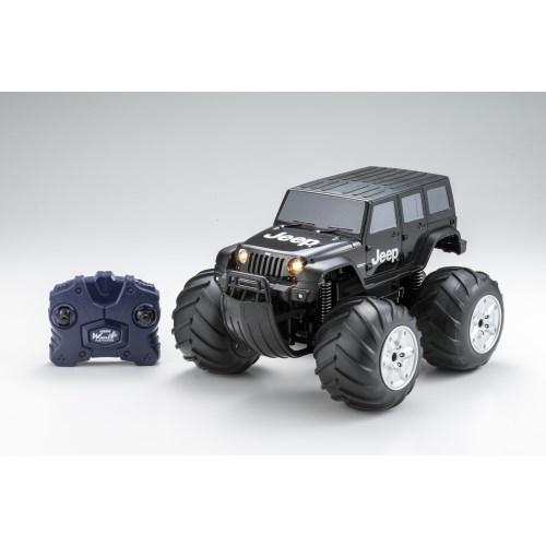 W-DRIVEプラス JEEPラングラーおもちゃ こども 子供 ラジコン 6歳