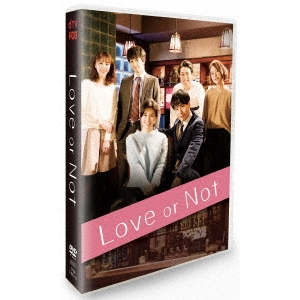 Love or Not DVD-BOX 【DVD】
