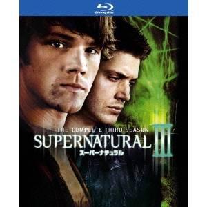 SUPERNATURAL III スーパーナチュラル <サード・シーズン> コンプリート・ボックス 【Blu-ray】
